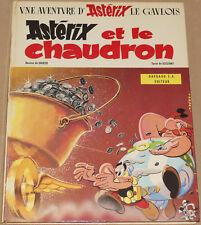ASTERIX -13- / Asterix et le chaudron / EO 1969 / TBE-