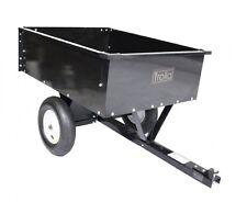 TROLLA Anhänger -Kippbar Rasenmäheranhänger Kippanhänger , 225 kg NEU