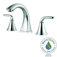 Pfister Lf049Pdcc Pasadena 2 Handle 8 Inch Widespread Bathroom Faucet New Sealed