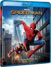 SPIDERMAN HOMECOMING BLU RAY SPIDER-MAN NUEVO ( SIN ABRIR )