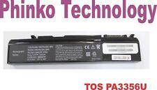Battery for TOSHIBA Tecra M10 A10 A2 A3X A9 M10 M2 M3 M5 M5L M6 M9 PA3356U-1BAS