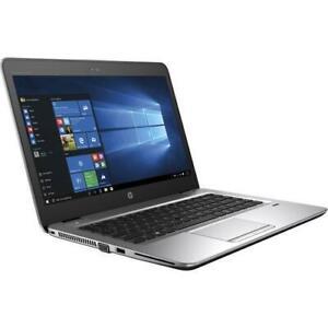"HP EliteBook 840 G3 14"" Laptop Core i5-6300u 2.4Ghz 16GB 512GB SSD Windows 10"