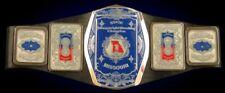 Missouri State Heavyweight Wrestling Championship Belt Adult Size