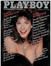 Dec 1985 issue of Playboy Barbi Benton