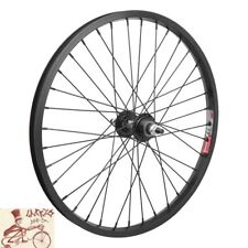 "WHEELMASTER  FREEWHEEL 3/8"" AXLE 20"" x 1.75""  BLACK BICYCLE REAR WHEEL"