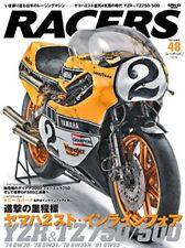 RACERS Vol.48 YZR & TZ750/500 BOOK MOTO GP Kenny Roberts Reservation