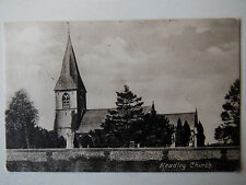 Headley Church Early 1900s Old Postcard Posted 1907 Sutton Frith Reigate