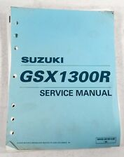 Suzuki GSX1300R 1999 Loose Leaf Service Manual NEW
