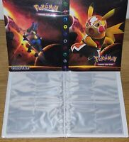 🎁 Album Pokémon Pikachu Catch Neuf 240 cartes