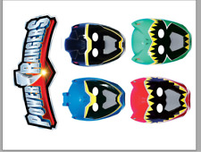 Glaseado comestible impreso para Decoración de Pasteles Topper Power Rangers especial (#2)