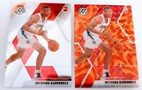2019 Panini Prizm Mosaic Basketball Mfiondu Kabengele Rookie RC Base 218 Lot