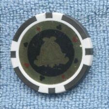 Casino Chip no cash value Clubs Hearts Spades Diamonds T-328