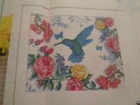 'Natural Beauty'  Cross Stitch Chart(only)