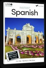 EuroTalk Language Course Computer Software in Spanish