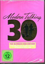 MODERN TALKING 30 COMPILATION 3 x DVD BOX