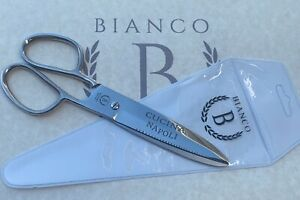 """8"""" Kitchen Shears Scissors for Meat Poultry Herbs Food - Stainless USA MADE"""
