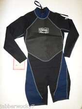 """NWT Mens Long Sleeve Size """"M"""" Spring Suit - WETSUIT - with Titanium Lining"""