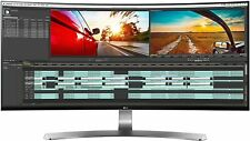 LG 34UC98-W 34 in. Curved UltraWide QHD IPS Monitor - Brand New (unopened)