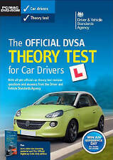 The Official DVSA DSA Theory Test For Car Drivers  PC CD MAC DVD ROM 2016