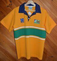 Vintage Wallabies Rugby World Cup 2003 Australian Jersey
