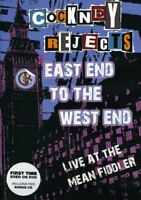 Cockney Rejects - East End To West End - Live At The Mean Fiddler [DVD]