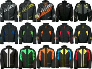 Arctiva Comp / Pivot Insulated Snowmobile Jacket Men's Adult Sizes Parka Coat