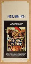 LOCANDINA, LA PAZZA STORIA DEL MONDO History of the World, Part I MEL BROOKS
