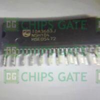 2PCS TDA3683J Encapsulation:ZIP-23,CONNECTOR