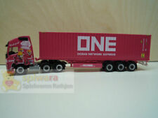 "Herpa 941785 Volvo GL XL Container-Sattelzug ""Glomb"" 1:87"