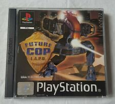 Future Cop LAPD-Sony Playstation 1-Pal-Komplett-ps1 Spiel Play Station