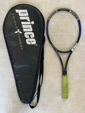 Prince Triple Threat Rebel 95 Midplus Tennis Racquet 4 5/8 (WITH Case)