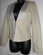 NEW See by Chloe beige blazer / jacket, IT42 UK10 RRP £360