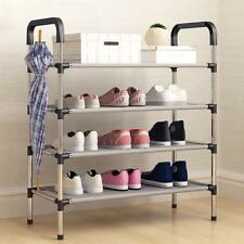 Shoe Rack Metal Home Furniture Modern Minimalist Designed Shoes Organizer Shelf