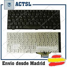 KEYBOARD SPANISH BLACk ASUS EEEPC 700 701 900 901 900HD 2G eee pc eepc epc