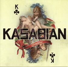 KASABIAN - EMPIRE CD 11 TRACKS 2006