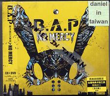 B.A.P: No Mercy (2014) Korea / CD & DVD TAIWAN