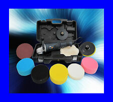 PLATINUM CAR POLISHER BUFFER PRO WITH 9 HEADS