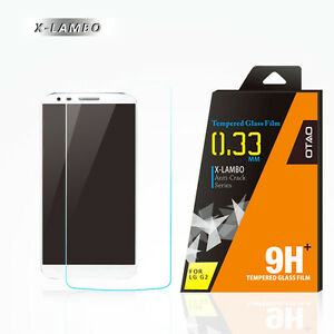 OTAO Explosion Premium 0.3ml thin LG G2 Tempered Glass Screen Protector 9H