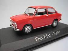 RBA Fiat 850 Seat - IXO 1/43 cochesaescala