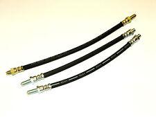 AUTO Set di tubi flessibili del freno in gomma per Austin Healey Sprite (Frogeye) MK1