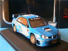 SUBARU IMPREZA WRC #5 JAPAN RALLYE 2006 SOLBERG PHIL MILLS HPI RACING 946 1/43