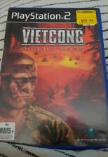 Vietcong Sony PlayStation 2 Console Game aus PAL PS2 complete vgc free post