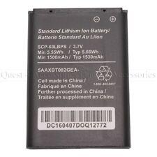World Star™ SCP-63LBPS 1500mAh Battery for Kyocera DuraXV E4520 DuraXA E4510