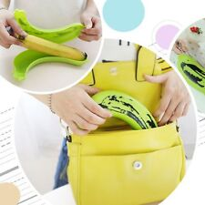 Case Banana Guard Storage Box Outdoor Trip Lunch Fruit Protector Container