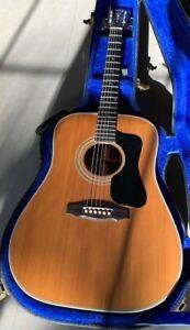 Guild D-50 NT Acoustic Guitar 1977 w/original case