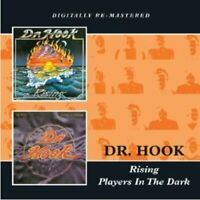 Dr Hook - Rising / Players In The Dark [CD]