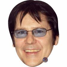 Shakin' Stevens (Glasses) Celebrity Mask, Card Face