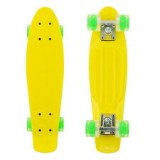 PHAT®  Practice Skateboard Penny Style Board Complete Cruiser Board W/ LED Light