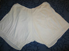 Antique Victorian Pantaloons~Bloomers~Panti es Hand Made Lace~Xlarge