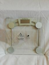Clear Glass Weighing Scales Digital